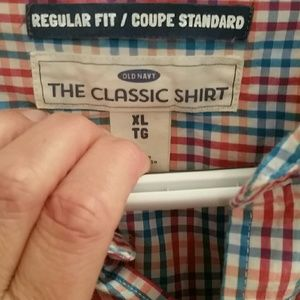 Old Navy Shirts - Men's button down shirt